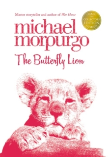 The Butterfly Lion, Hardback Book