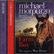 Farm Boy, CD-Audio Book