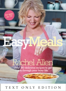 Easy Meals Text Only, EPUB eBook