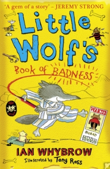 Little Wolf's Book of Badness, Paperback Book