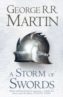 A Storm of Swords (Hardback reissue), Hardback Book