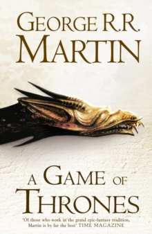 A Game of Thrones (Hardback reissue), Hardback Book