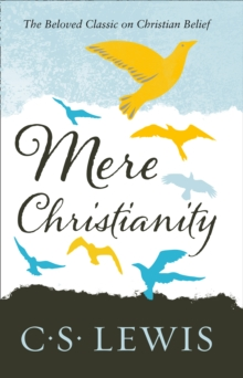 Mere Christianity, Paperback Book
