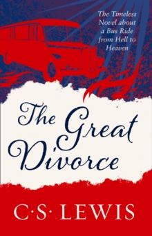 The Great Divorce, Paperback / softback Book