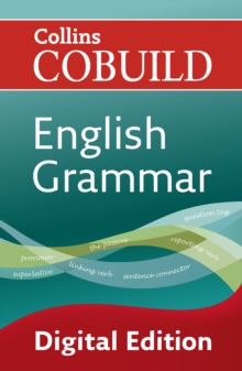 Collins Cobuild English Grammar, EPUB eBook