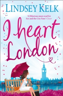I Heart London, Paperback Book