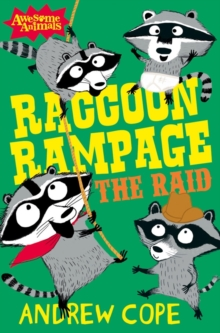 Raccoon Rampage - The Raid, Paperback Book