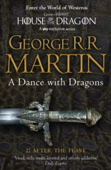 A Dance With Dragons: Part 2 After the Feast, Paperback / softback Book
