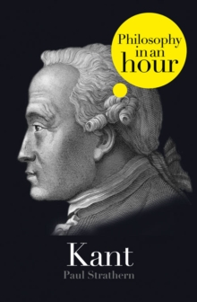 Kant: Philosophy in an Hour, EPUB eBook