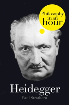 Heidegger: Philosophy in an Hour, EPUB eBook