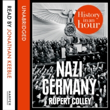 Nazi Germany: History in an Hour, eAudiobook MP3 eaudioBook