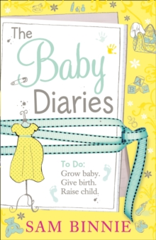 The Baby Diaries, Paperback Book