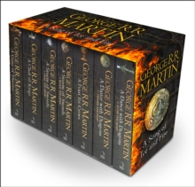 A Game of Thrones: The Story Continues : The Complete Boxset of All 7 Books, Mixed media product Book