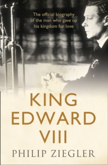 King Edward VIII, Paperback / softback Book