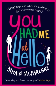 You Had Me At Hello, Paperback Book