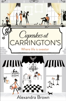 Cupcakes at Carrington's, Paperback Book