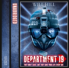 Department 19 (Department 19, Book 1), eAudiobook MP3 eaudioBook