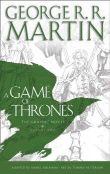 A Game of Thrones: Graphic Novel, Volume Two, Hardback Book