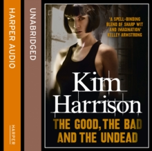 The Good, The Bad, and The Undead, eAudiobook MP3 eaudioBook