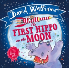 The First Hippo on the Moon, Hardback Book