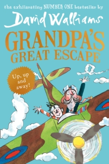 Grandpa's Great Escape, Hardback Book