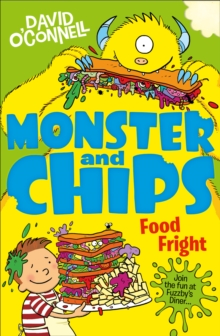 Food Fright, Paperback Book