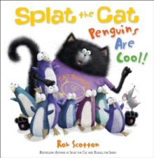 Splat the Cat - Penguins are Cool!, Paperback Book