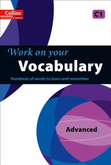 Vocabulary : C1, Paperback Book