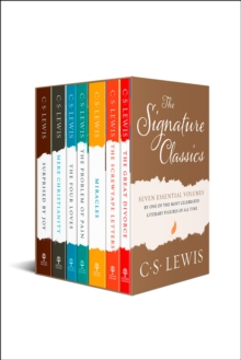 The Complete C. S. Lewis Signature Classics: Boxed Set, Mixed media product Book