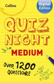 Collins Quiz Night (Medium), EPUB eBook