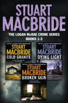 Logan McRae Crime Series Books 1-3: Cold Granite, Dying Light, Broken Skin (Logan McRae), EPUB eBook
