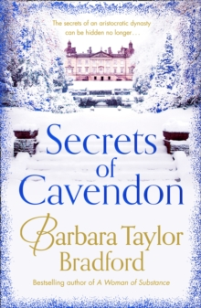 Secrets of Cavendon : A Gripping Historical Saga Full of Intrigue and Drama, Hardback Book
