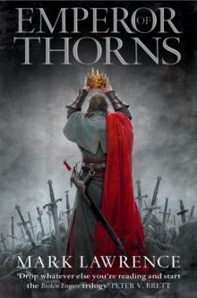 Emperor of Thorns, Paperback Book
