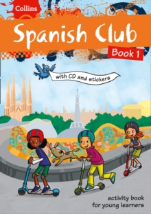Spanish Club Book 1, Paperback Book
