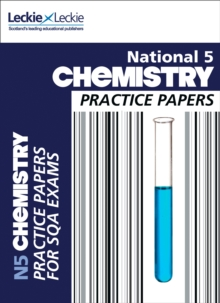 National 5 Chemistry Practice Exam Papers, Paperback Book