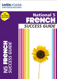 National 5 French Success Guide, Paperback Book
