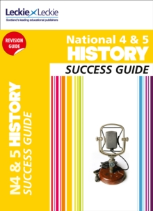 National 5 History Success Guide, Paperback Book