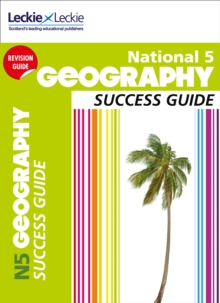 National 5 Geography Success Guide, Paperback Book