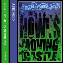 Howl's Moving Castle, eAudiobook MP3 eaudioBook
