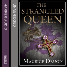 The Strangled Queen (The Accursed Kings, Book 2), eAudiobook MP3 eaudioBook