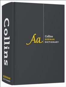 Collins German Dictionary Complete and Unabridged : For Advanced Learners and Professionals, Hardback Book