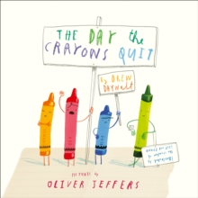 The Day The Crayons Quit, Paperback Book