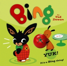 Bing: Yuk!, Paperback / softback Book