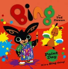 Bing: Paint Day, Paperback / softback Book