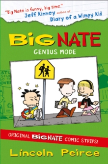 Big Nate Compilation 3: Genius Mode, Paperback / softback Book