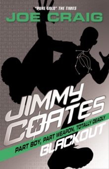 Jimmy Coates: Blackout, Paperback Book