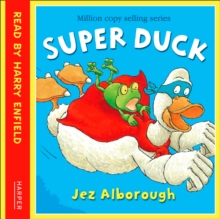 Super Duck, eAudiobook MP3 eaudioBook