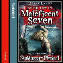 The Maleficent Seven (From the World of Skulduggery Pleasant), eAudiobook MP3 eaudioBook