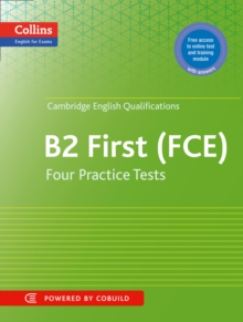 Practice Tests for Cambridge English: First : Fce, Paperback Book