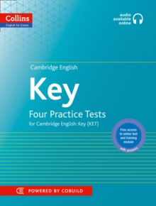 Practice Tests for Cambridge English: Key : Ket, Paperback / softback Book